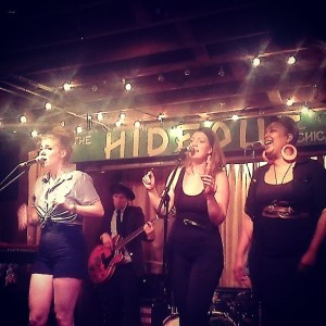 CSATGS at The Hideout 5/31/13