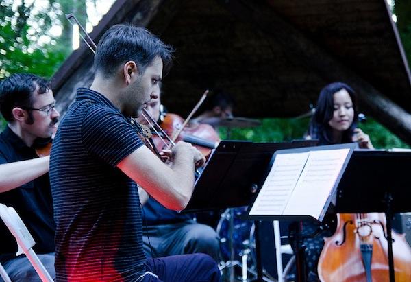 Passenger String Quartet
